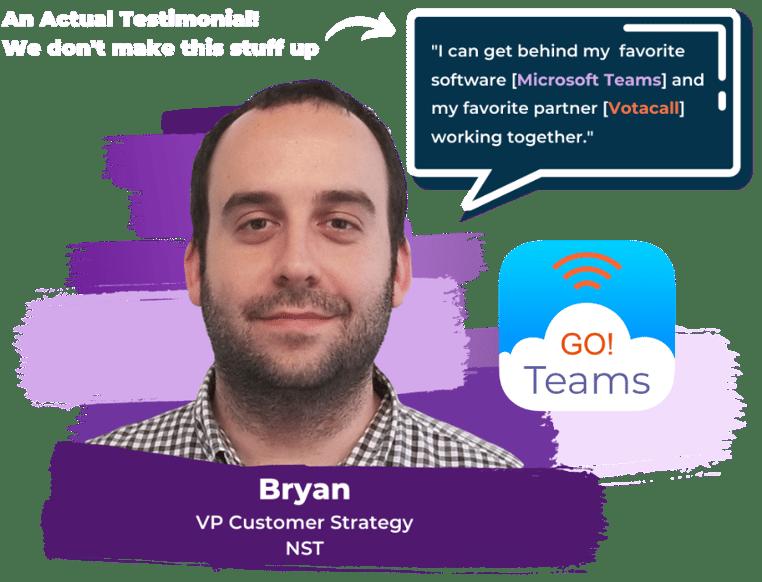 Bryan-customer-love-with-GO!-Teams-Icon-2