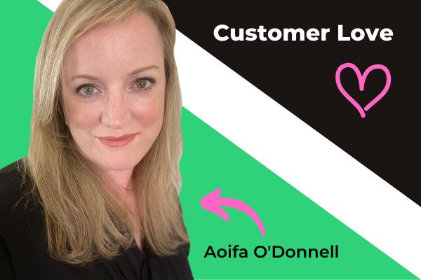 Aoifa Customer Love Rectangle