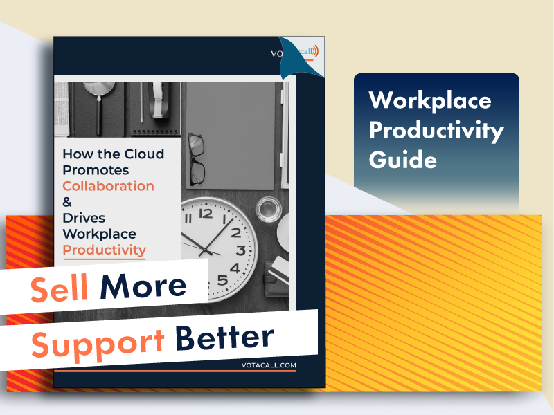 Improving workplace productivity