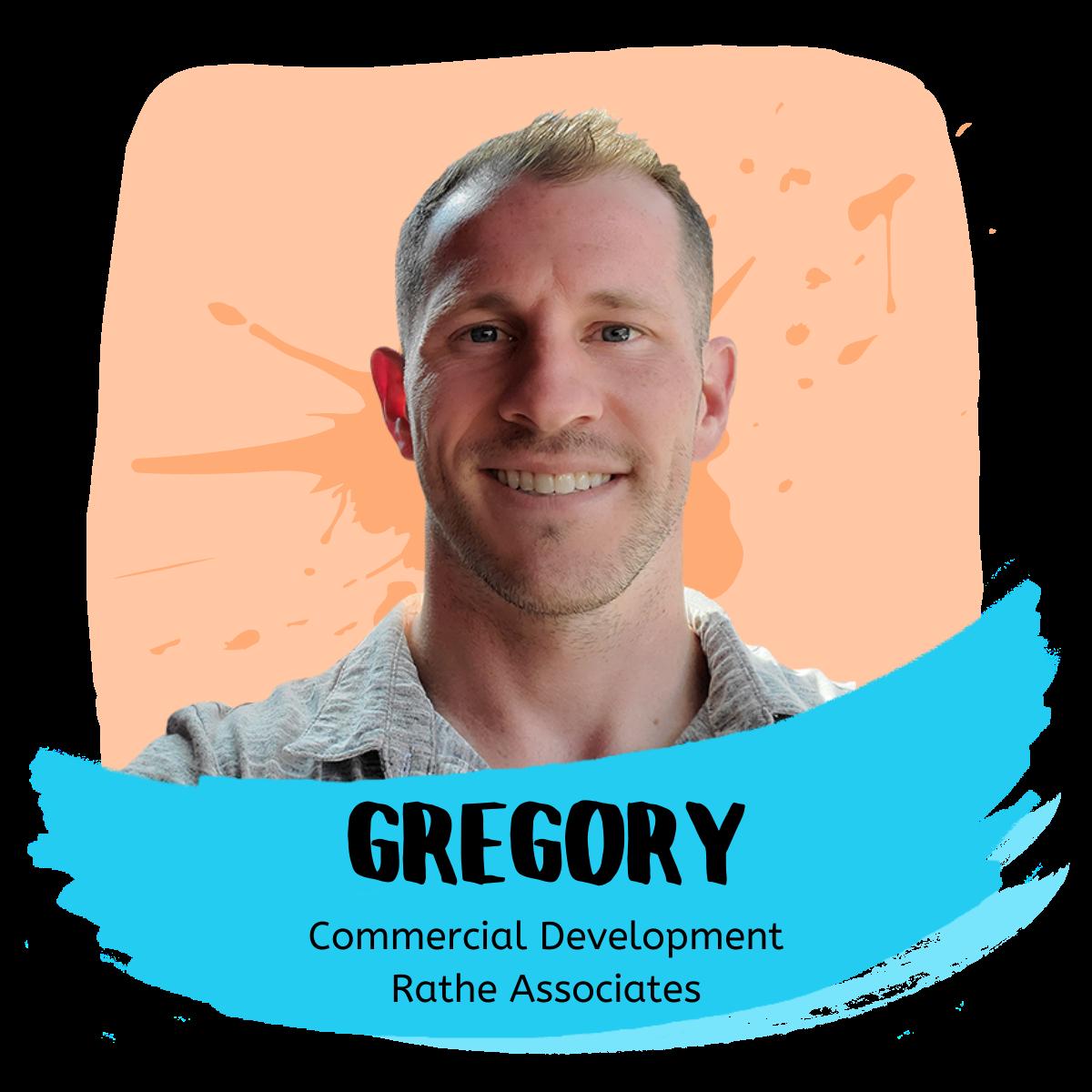 Gregory Rathe Customer Love tile
