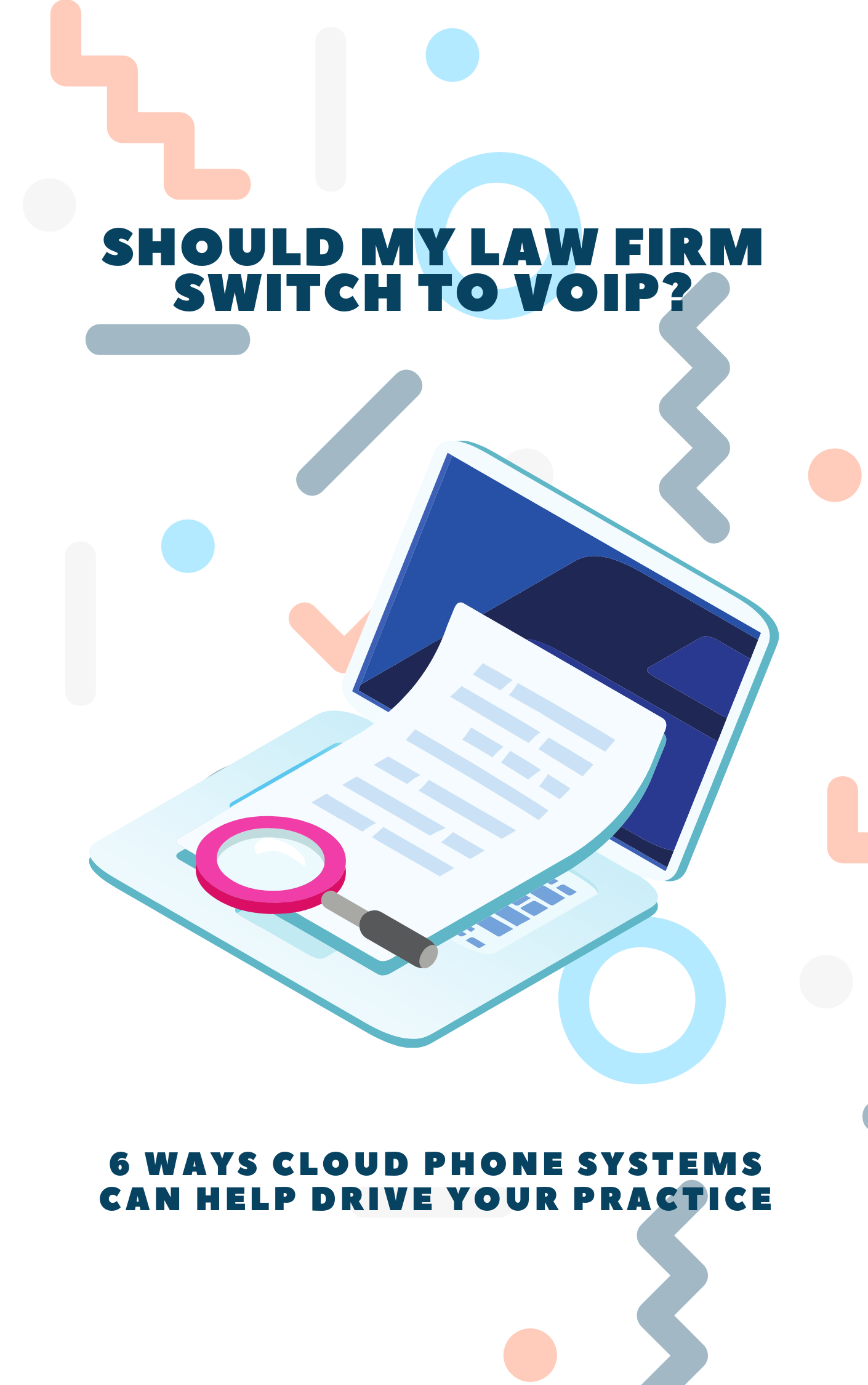 Hosted VoIP for Law Firms